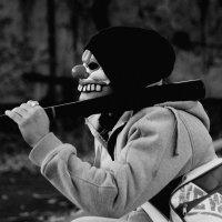 Невеселый клоун :: Алексей Баталов