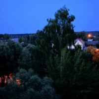 Белая ночь :: Sergey Serebrykov