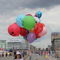 День Города :: Наталья Золотых-Сибирская