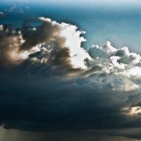 Дождь догоняет :: Никита Григорьев