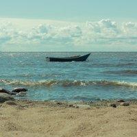 Лодка :: Алексей Власов