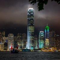 Ночной Гонконг :: Евгений Грязнов