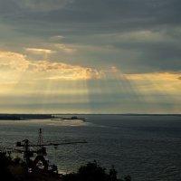 рассвет перед дождем :: Андрей ЕВСЕЕВ