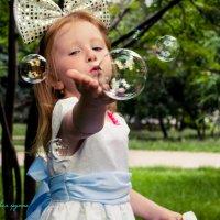 Мыльные пузыри детства :: Творческая группа КИВИ