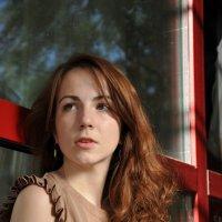 модель :: Алена Богомолова