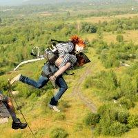 Матрос и зебра :: Дмитрий Арсеньев