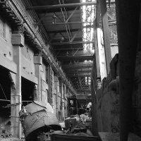 Заводской цех :: Наталья Rosenwasser