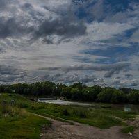 Июльское небо :: Наталья Rosenwasser