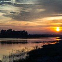 на закате :: Дмитрий Мосин