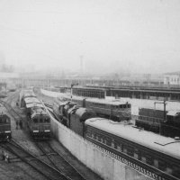Поезда. :: Игорь Емельянов