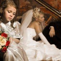 Маленькая невеста :: Alisa Nikonowa