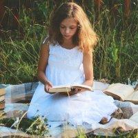 за чтением. :: Анастасия Латышева