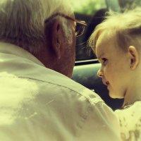 внучка :: максим вискунов