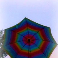Это был дождливый день :: Ann Smith