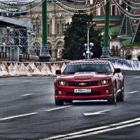 Moscow City Racing 2013 :: Александр Ширяев