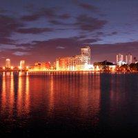 В городе ночь :: Nataliya Belova