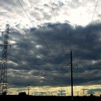 А облака плывут! :: Alla Kachuro