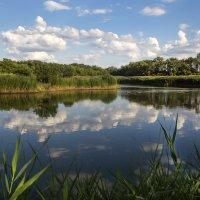 Озеро моего детства :: Нилла Шарафан