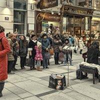 Уличное пианино :: Наталия Крыжановская
