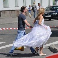 сбежавшая невеста... :: вадим измайлов