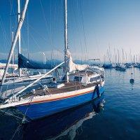 Яхты в Лозанне :: Gayane N