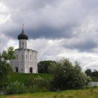ц.Покрова на Нерли :: Анна Воробьева