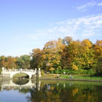 г. Павловск, парк. :: Валерий Подорожный