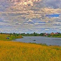 Озеро в Тиганово :: Дубовцев Евгений