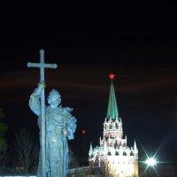 Памятник князю Владимиру :: Петр