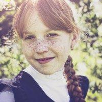 Поцелованная солнцем. :: Лилия .
