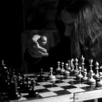 Шахматы :: Дарья Гутинская