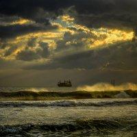 Феерия шторма :: Александр Бойко