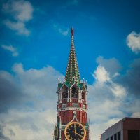 Москва. Кремль :: Виктория Караваева