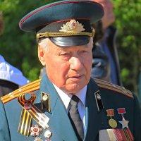 ветеран войны Александр Фёдорович Сахаров :: aleksandr Крылов