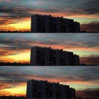 Время закатов :: Julia Volkova