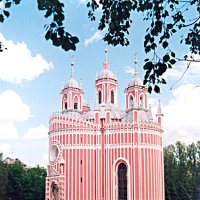 Чесменская Церковь Рождества святого Иоанна Предтечи :: Валерий Подорожный