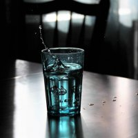 Буря в стакане :: Ирина Горовик
