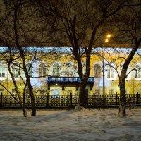 Зимние зарисовки. Прогулки по городу. :: Оксана Пучкова