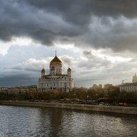 Грозовые облака :: Олег Пученков