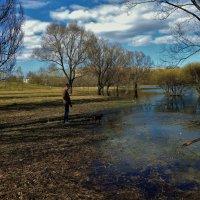 Когда ратаны плещутся у берега... :: Sergey Gordoff