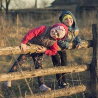 Малыши карандаши. :: Артем Тимофеев