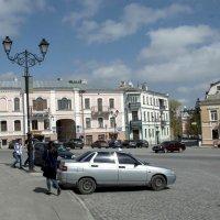 Улицы Старого города. :: Николай Сидаш