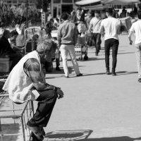 Аравакеш на рынке. :: Тимофей Шелягин