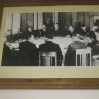 Фотография Крымской конференции руководителей трех союзных держав :: татьяна