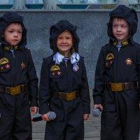 Три танкиста :: Абрис