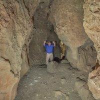 Карстовая пещера :: Дмитрий Макаров