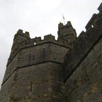 Замок Карнарвон. Уэльс :: Марина Домосилецкая