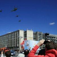 На парад. :: Владимир однакО...
