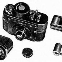Легкий малогабаритный фотоаппарат Ф-21 :: Андрей ТOMА©