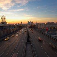 Новоандреевский мост :: Юрий Кольцов